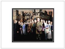 Downton Abbey Cast Autograph Signed Photo